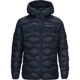 Peak Performance Helium Kapuzenjacke Herren blue shadow